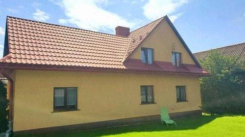 Dom nad Zalewem Czorsztyńskim