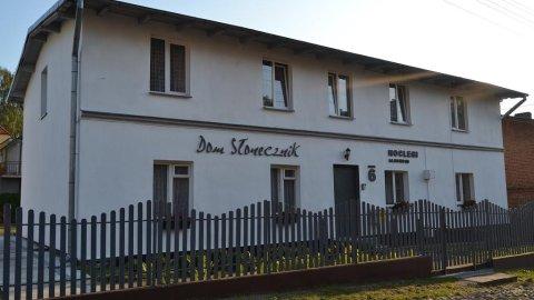 Słonecznik - Gdańsk Oliwa blisko AWFiS,150 m przystanek autobusu