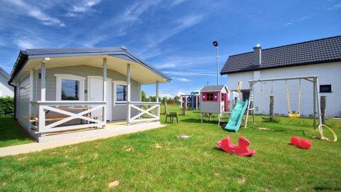 Nadmorska Oaza domki nad morzem - atrakcje dla dzieci | idealne dla rodzin