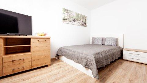 Apartamenty dla par i rodzin 500m od plaży i tylko 10 minut pieszo od Monciaka!