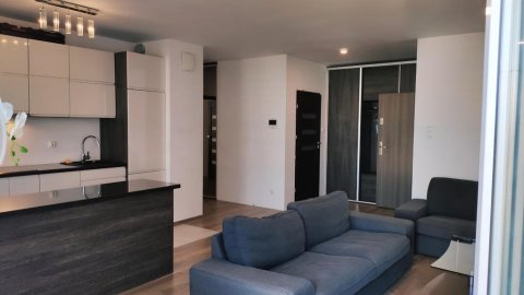 Apartament  87m2 blisko morza - 3 sypialnie + salon z aneksem