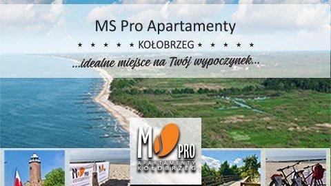 MS Pro Apartamenty Kołobrzeg Kasprowicza (dzielnica uzdrowiskowa)