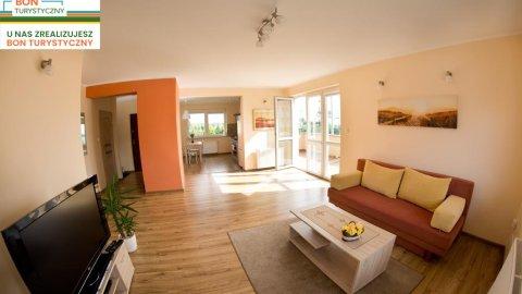 Apartament Słoneczny./ 70 m2/. Idealny dla rodzin. Realizujemy bon turystyczny