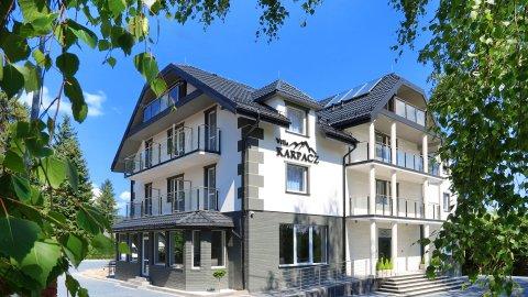 Villa Karpacz | komfortowe pokoje u podnóża Śnieżki