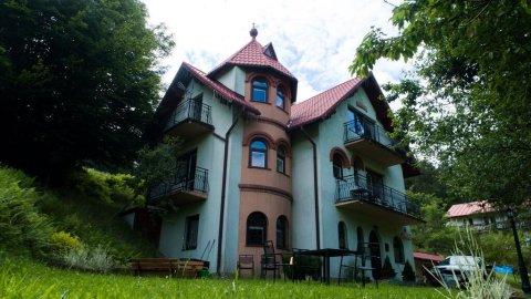 Apartamenty w domu przy Pasterskiej. Duże, komfortowe dla 8-9 osób.