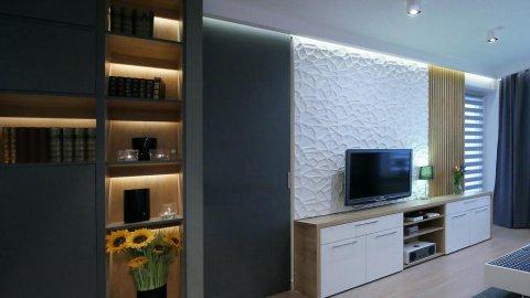 4UApart - Apartment suite Emporio | Uroczy apartament w centrum