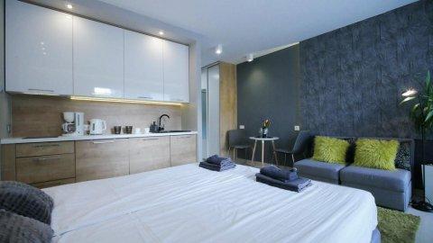 4UApart-Apartament studio Mohito-uroczy apartament dla pary