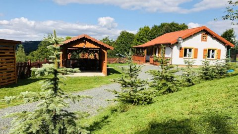 Dom w górach z ruską banią na wyłączność dla 2-6 osób - Karkonosze