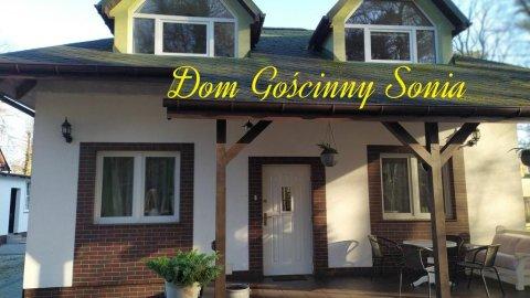 """Sonia - centrum Mielna - 200m do plaży - """" idealny dla rodzin """""""