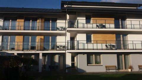 Apartamenty Domki PrzystańTu