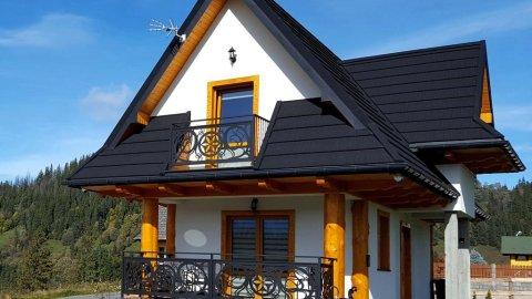 Domek Lilijka | Wypoczynek z dala od zgiełku z widokiem na panoramę Tatr