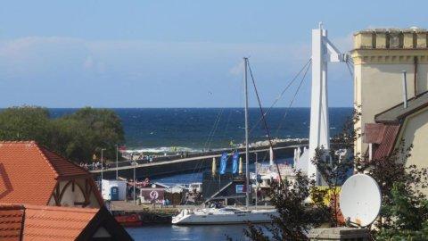 BetulaAPART - Apartament z widokiem na morze