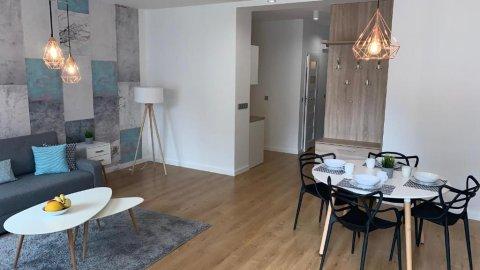 Apartament 4-osobowy | blisko morza, tuż przy Eko Parku | bon, parking