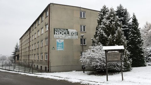 Szkolne Schronisko Młodzieżowe RAKOWISKO