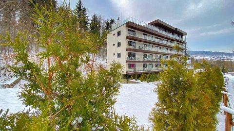 Kurort Kozubnik - Apartament*33 | balkon z fantastycznym widokiem