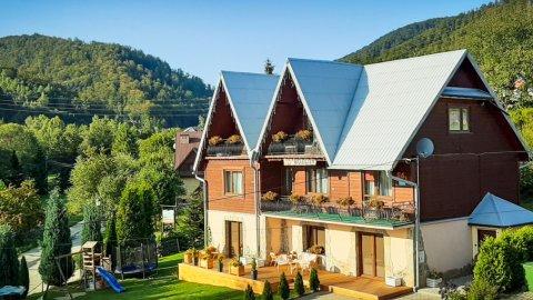 Chata u Bożeny Agroturystyka Muszyna Szczawnik