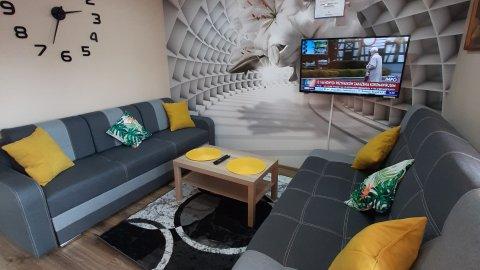 Apartament CIEŃ GIEWONTU | 200 m od wyciągu