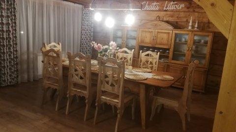 Chata Litwor Bukowina Tatrzańska. Pokoje gościnne. Noclegi. Bon Turystyczny