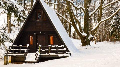 Leśny Dwór | Rudawski Park Krajobrazowy | Drewniane Chaty | W sercu lasu