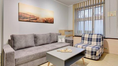 Apartamenty Muminki + Hostel George