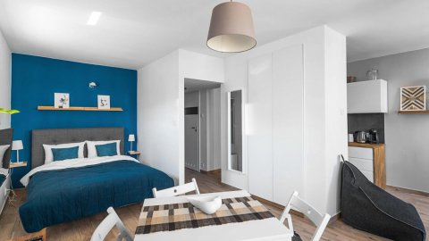 Blue Apartament