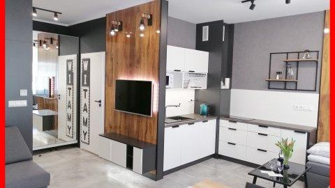 Noce_w_Jelonce - Nowy Apartament w Centrum Jeleniej G. z garażem (dla 1-4 osób)