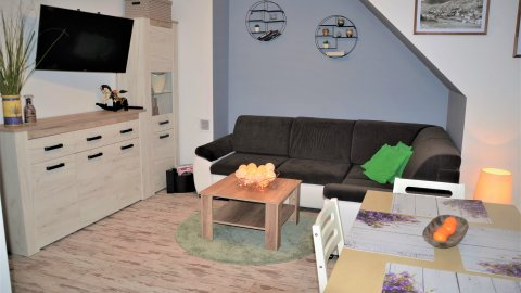 Apartament przy Źródełku | 45 metrów wygody i relaksu