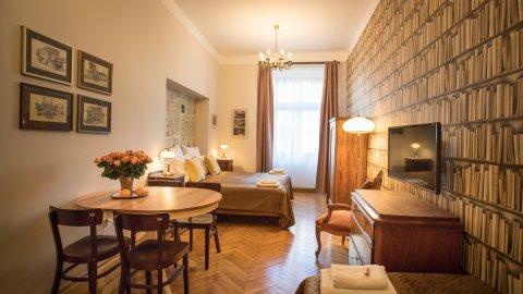 Scharffenberg Apartments - stylowe apartamenty w samym sercu starego Krakowa
