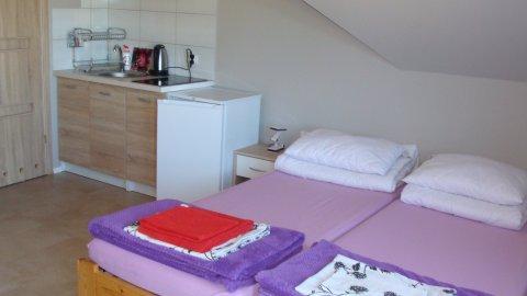 Pokoje LUŚKA (apartamenty i pokój dwuosobowy)