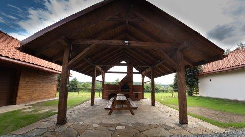 Kompleks pałacowo-parkowy | noclegi, ośrodek jeździecki, spokojna okolica