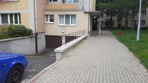 Kawalerka 2 osobowa Rzeszów Chrobrego Parking  . 1,3 km od centrum