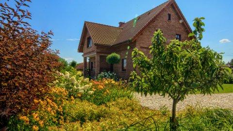 Jerzwałd 14 | Piękny dom na wyłączność do 11 osób | 200 metrów do jeziora