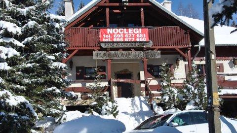 Gościniec pod Wyciągiem | Pokoje 150 m od wyciągu narciarskiego