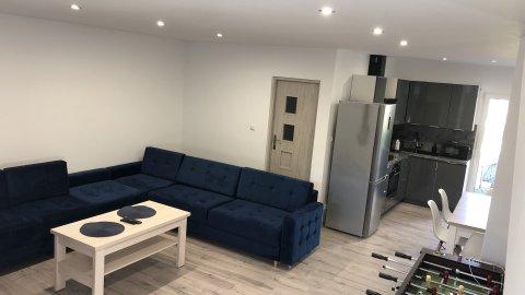 Apartament Telkom 1 idealny dla rodzin, cały budynek oraz ogródek na wyłączność