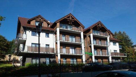 Turmalin Apartamenty - wyjątkowo komfortowe apartamenty w idealnej lokalizacji.