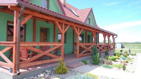 Boja - pokoje gościnne i domki